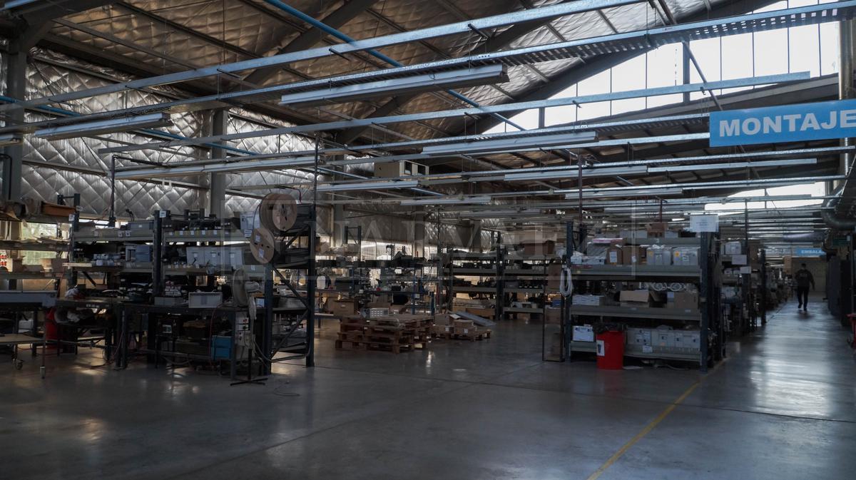 Nave Industrial - El Talar-25