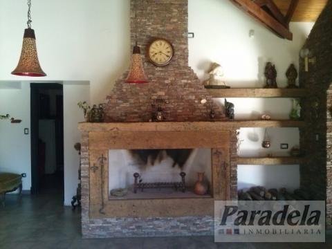 Foto Casa en Venta en  Barrio Parque Leloir,  Ituzaingo  ombu