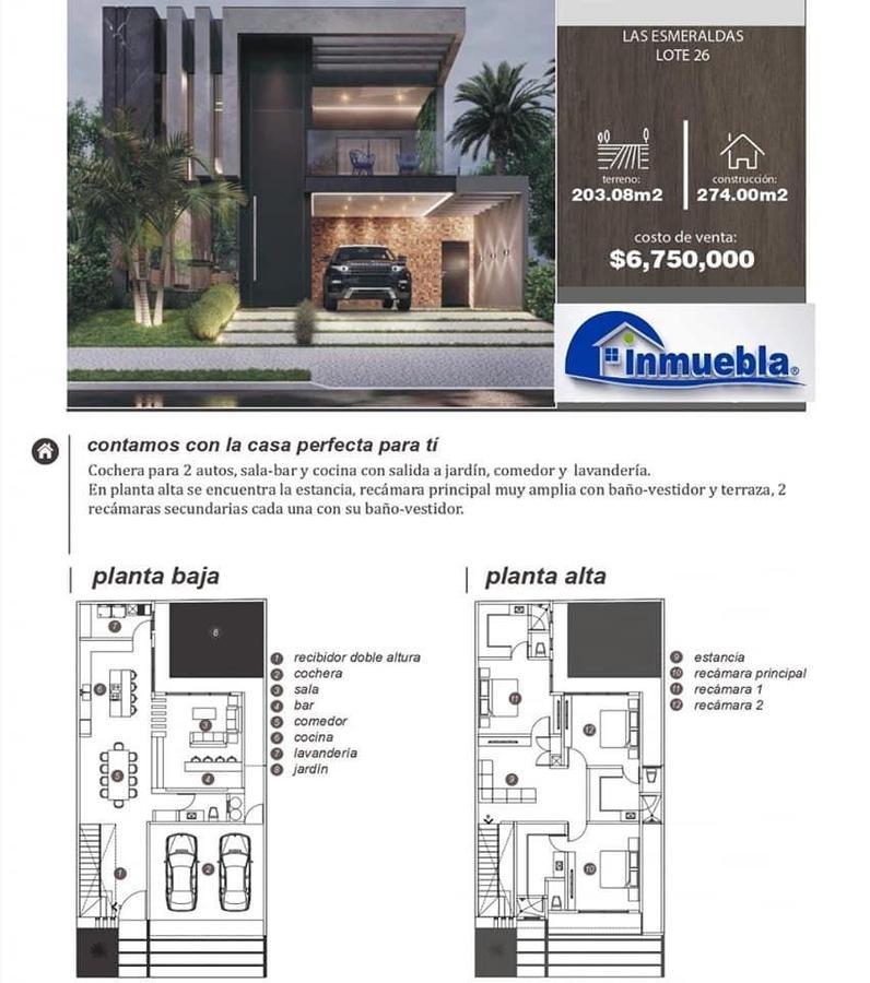 Foto Casa en Venta en  Monterrey ,  Nuevo León  Casas Prev- Venta, Carretera Nacional, Las Esmeraldas