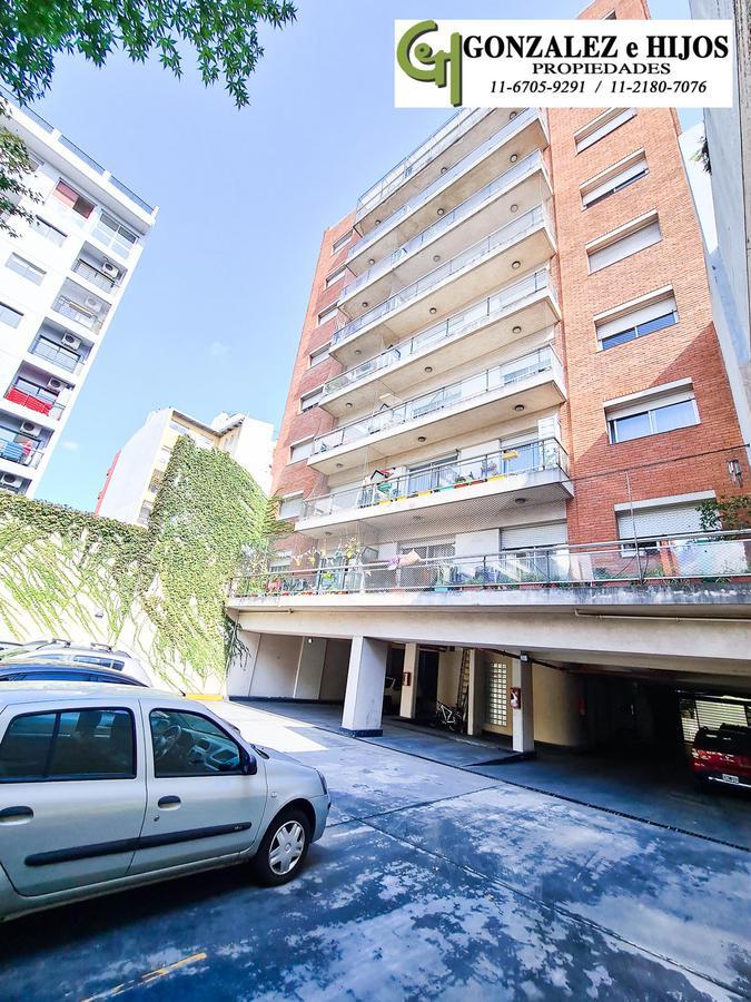 Foto Departamento en Venta en  Caballito Sur,  Caballito  Thompson 868 2 c