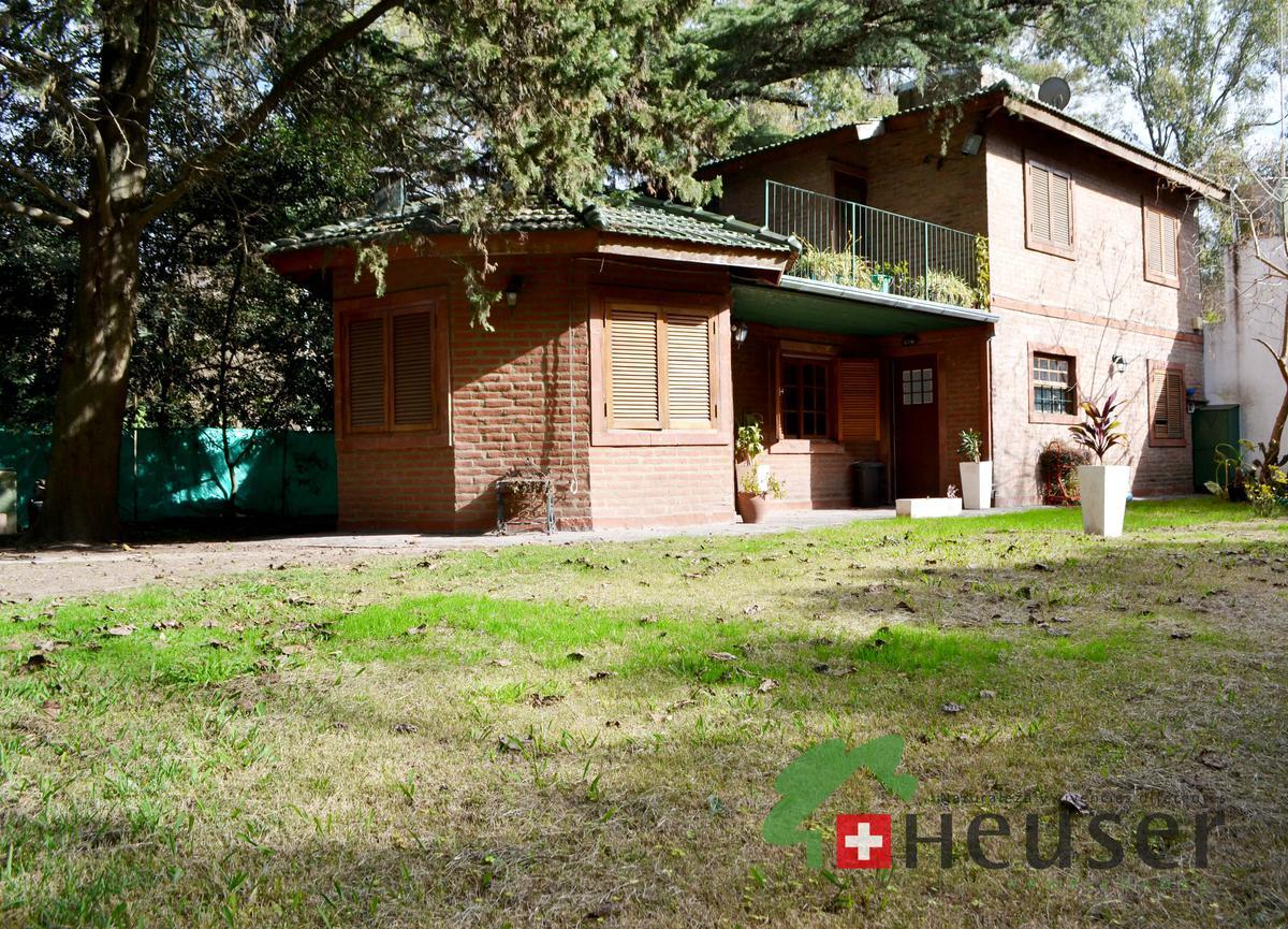 Foto Casa en Venta en  Ingeniero Maschwitz,  Escobar  Saavedra Esq. La Plata