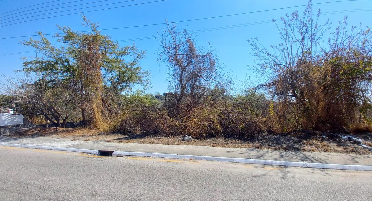 Foto Terreno en Venta en  Club de Golf Santa Fe,  Xochitepec  Terreno Venta frente al green Club de Golf Santa Fe M7 L8