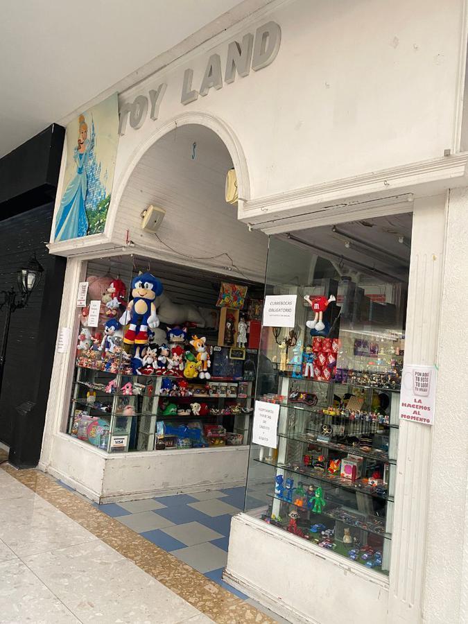 Foto Local en Venta en  Centro,  Toluca  VENTA DE LOCAL DENTRO DE PLAZA COMERCIAL EN EL CENTRO DE TOLUCA