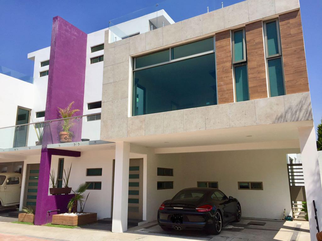 Foto Casa en Renta en  Metepec ,  Edo. de México  CASA EN RENTA LUXURY
