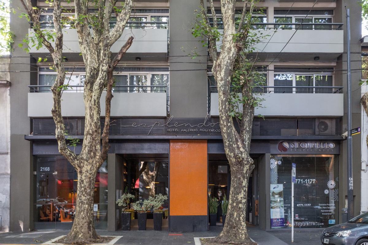 Foto Departamento en Venta en  Palermo Hollywood,  Palermo  MONOAMBIENTE EQUIPADO  FITZ ROY al 2100 piso 7 UNIDAD 704