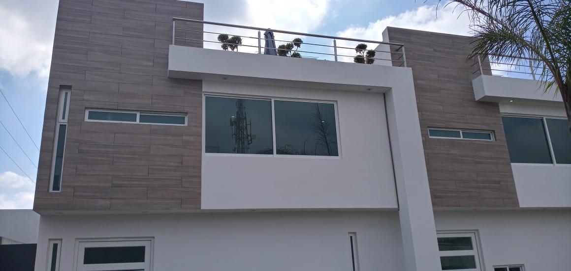 Foto Casa en Venta en  San Mateo Atenco ,  Edo. de México  CASA EN VENTA  NUEVA EN SAN MATEO ATENCO EN PRIVADA DE 7 CASAS CON SALIDA RAPIDA A LAS TORRES Y AV. LERMA