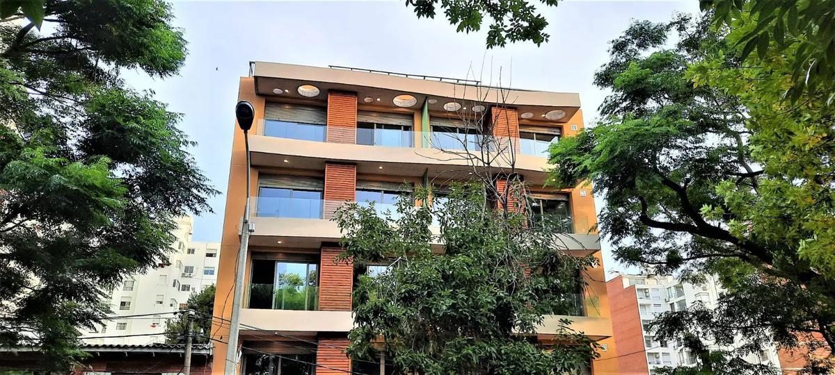 Foto Apartamento en Venta en  Pocitos Nuevo ,  Montevideo  Be One LAMAS