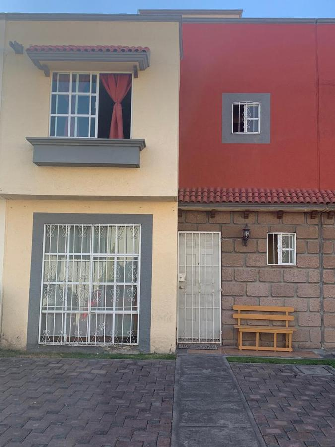 Foto Casa en condominio en Venta en  Hacienda del Valle,  Toluca  CASA EN VENTA EN HACIENDA DEL VALLE 1 EN TOLUCA, MÉXICO.