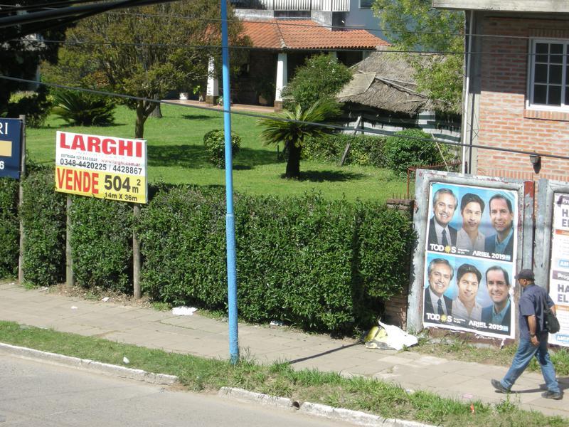 Foto Terreno en Venta en  Belen De Escobar,  Escobar  Gelves 780