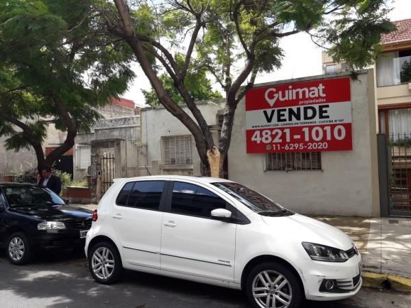 Foto Terreno en Venta en  Villa Devoto ,  Capital Federal  MELINCUE al 3900
