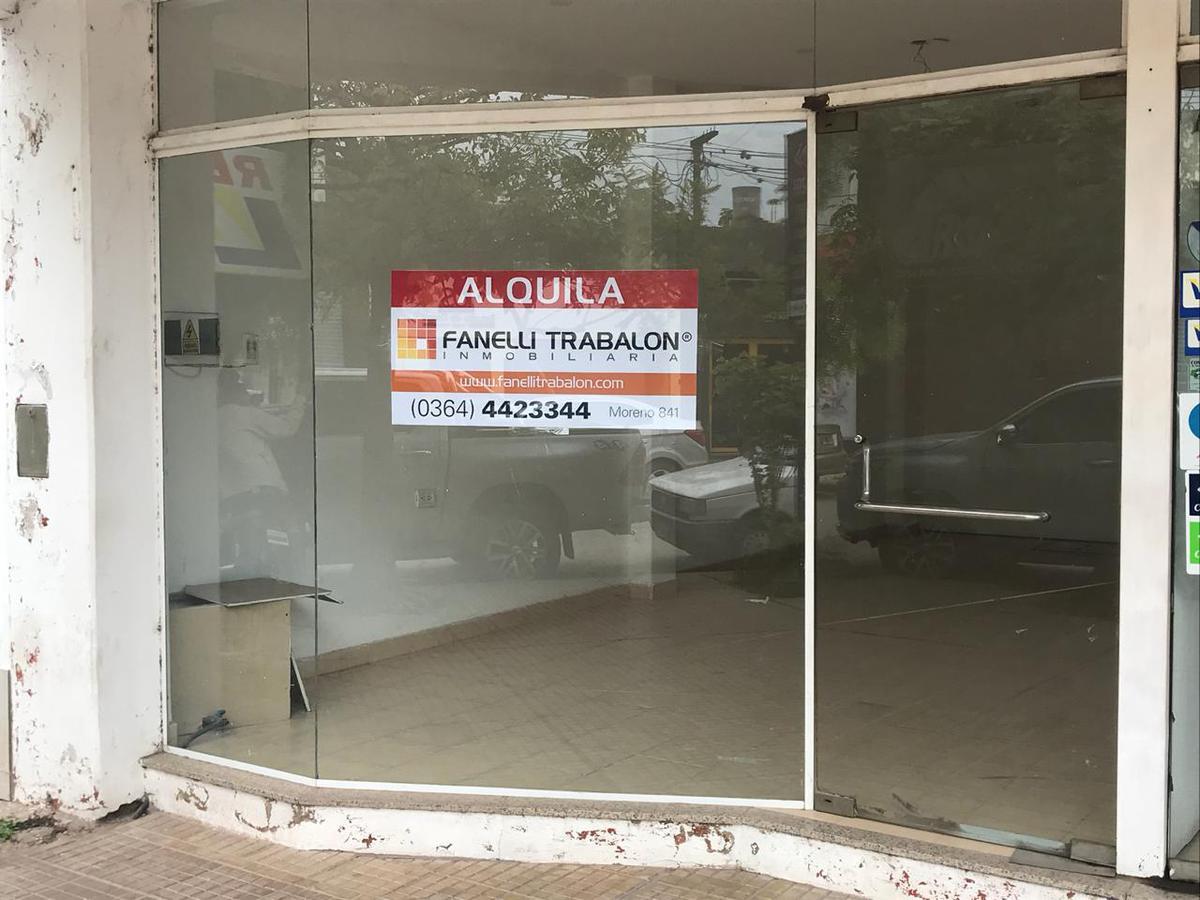 Foto Local en Alquiler en  Centro,  Presidencia Roque Saenz Peña  Superiora Palmira N° al 500