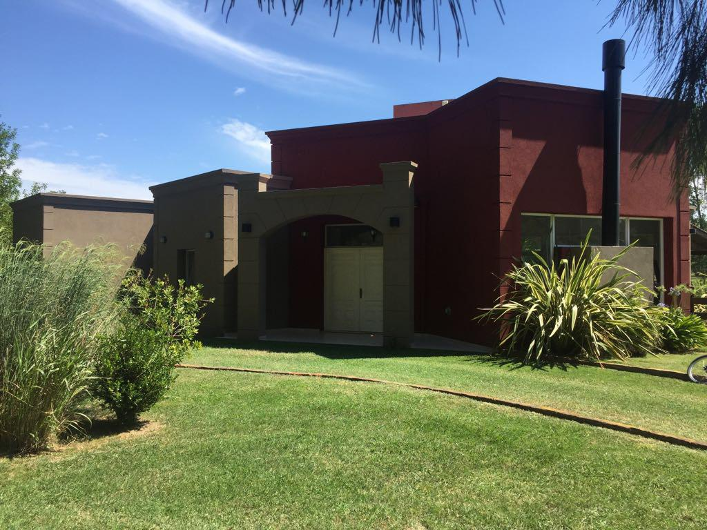 Foto Casa en Alquiler en  Countries/B.Cerrado (Exaltación),  Exaltacion De La Cruz  Casa tipo chacra en barrio privado Excaltacion de la Cruz