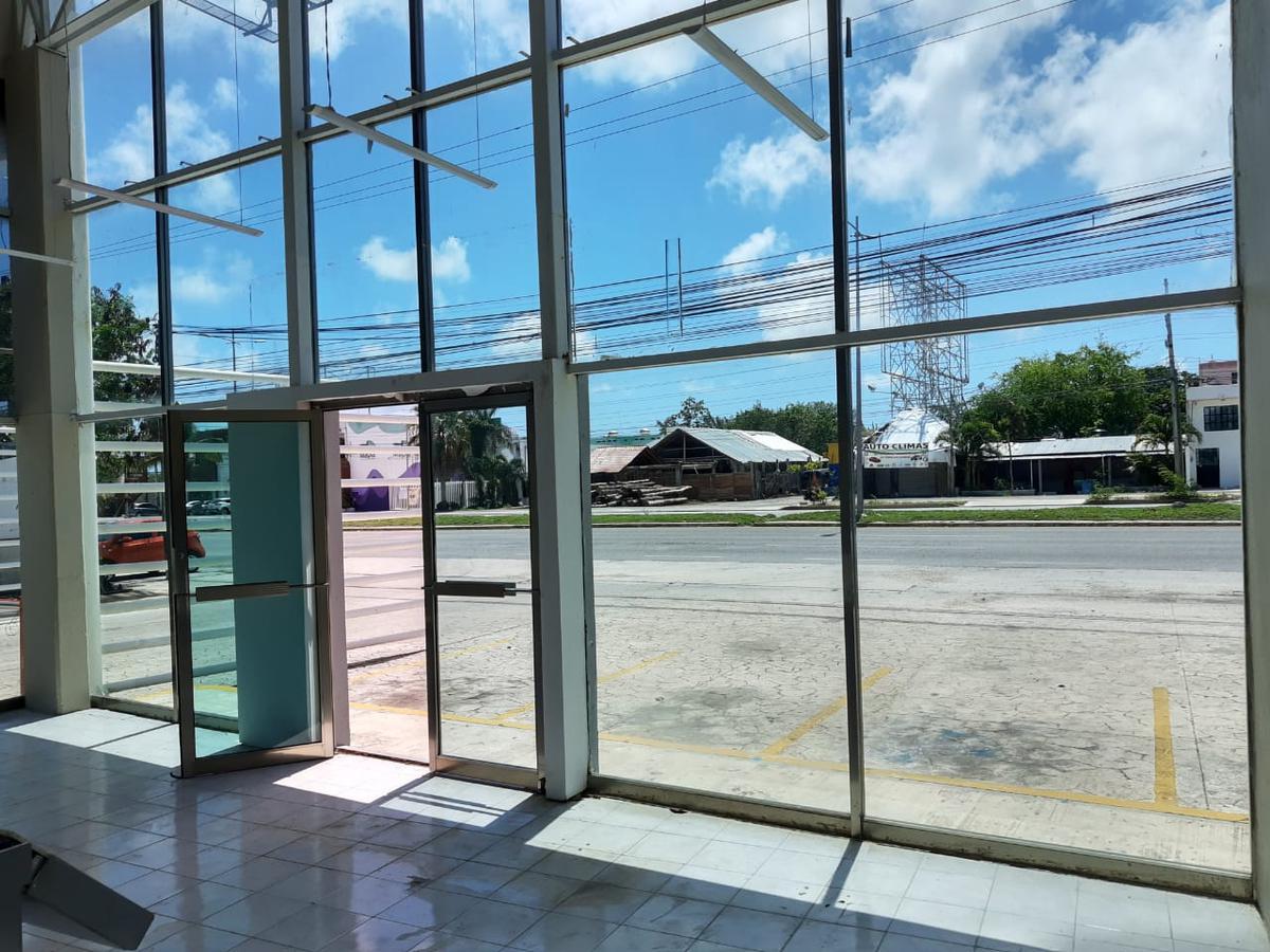 Foto Local en Renta en  Alfredo V Bonfil,  Cancún  LOCAL CON BODEGA EN RENTA EN CANCUN EN AVE. COLOSIO