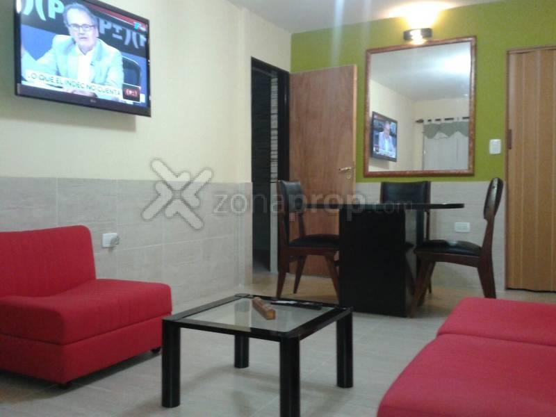 Foto Departamento en Alquiler temporario en  San Cristobal ,  Capital Federal  MATHEU 900