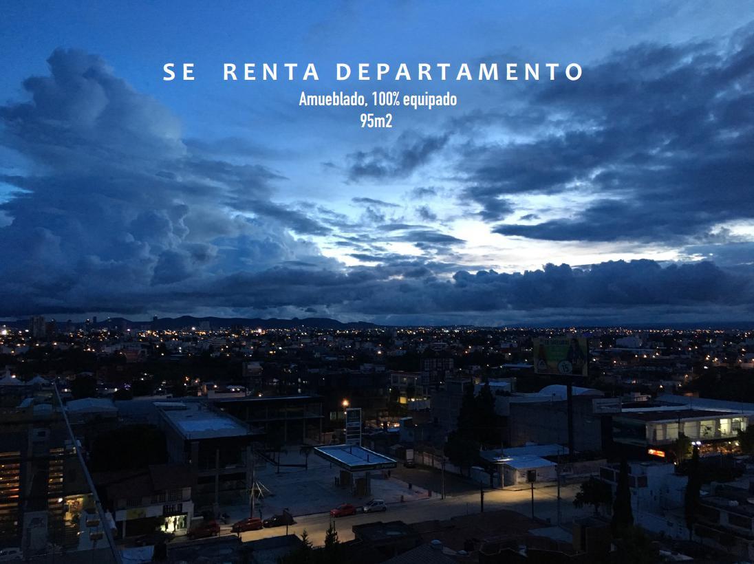 Foto Departamento en Renta en  La Paz,  Puebla  Departamento en Renta Zona La Paz Amueblado con Vista a los Volcanes