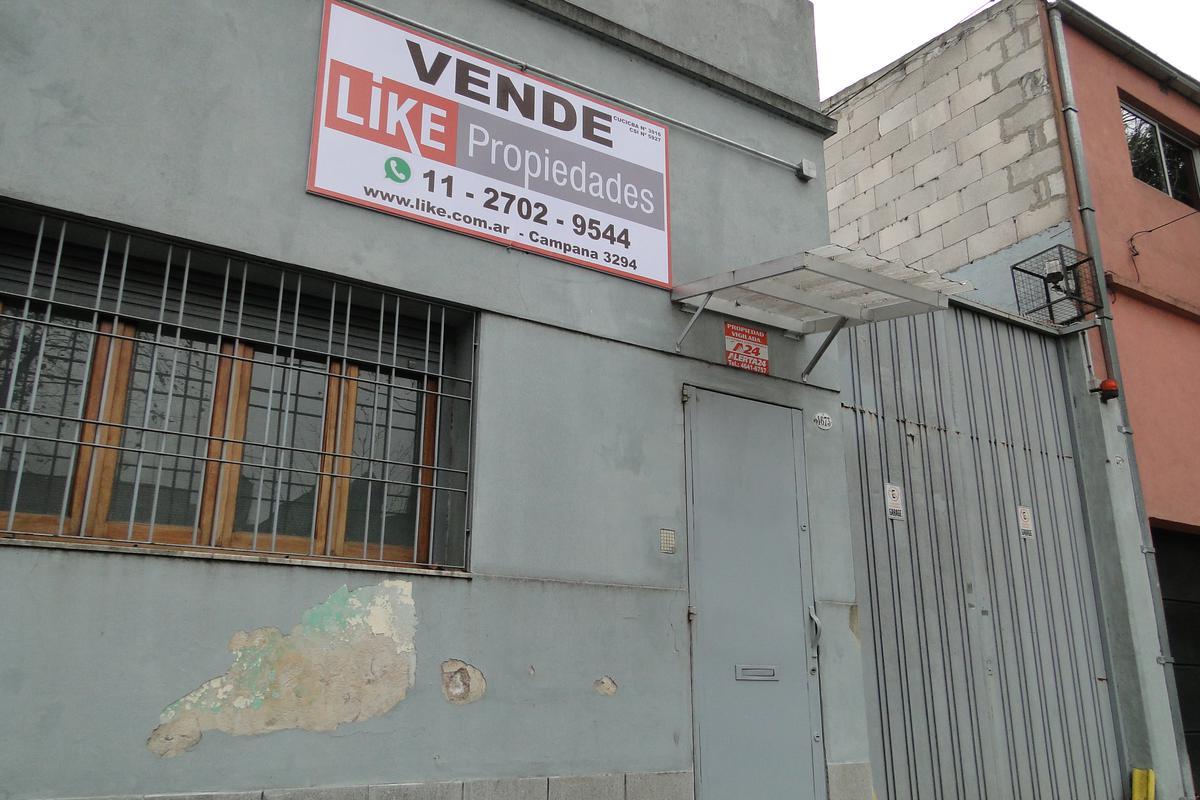 Foto Terreno en Venta en  Chacarita ,  Capital Federal  SANTOS DUMONT al 4600