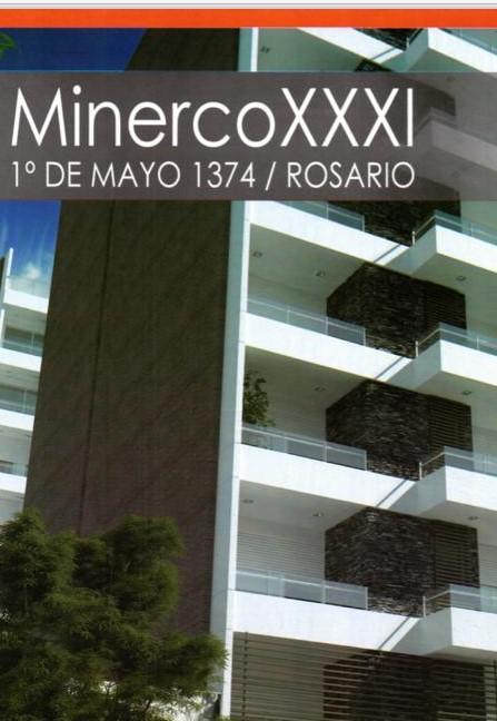 Foto Departamento en Venta en  Centro Este,  Rosario  1° de Mayo al 1300