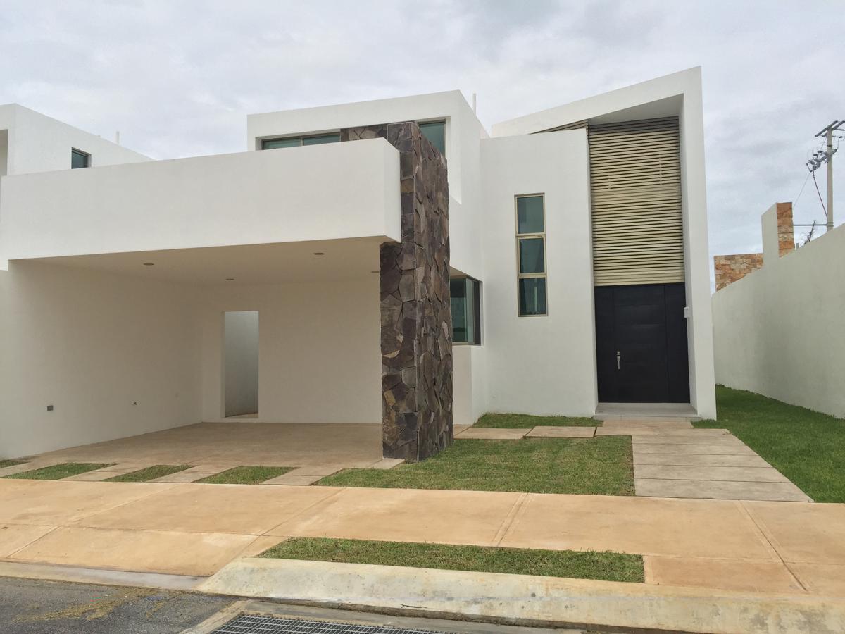 Foto Casa en Renta en  San Nicolás,  Mérida  PRIV. SAN NICOLAS CONKAL