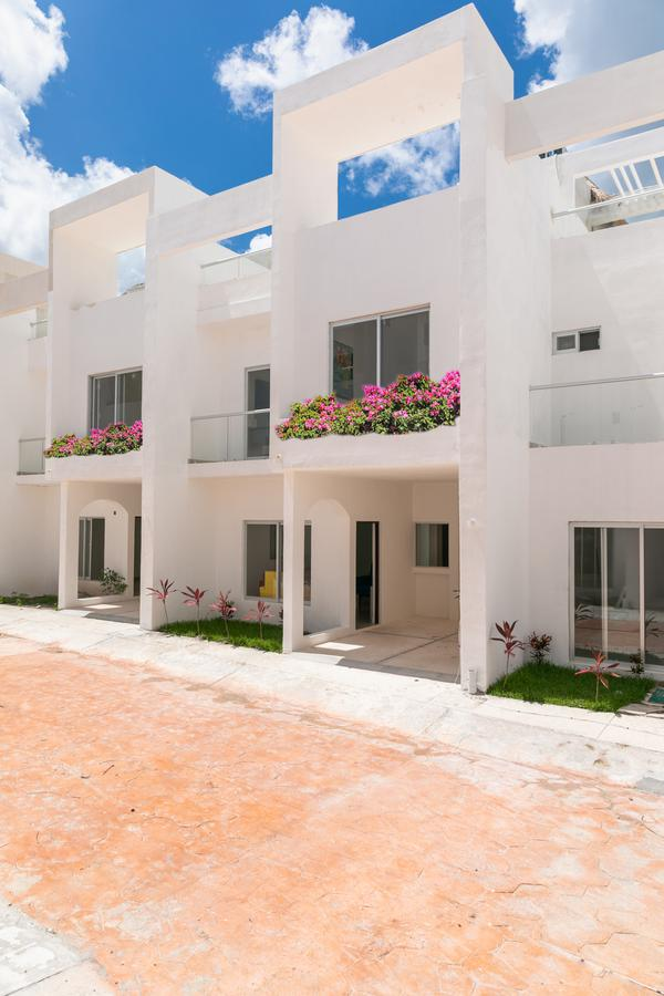 Foto Casa en condominio en Venta en  Cozumel ,  Quintana Roo  Baru Cozumel