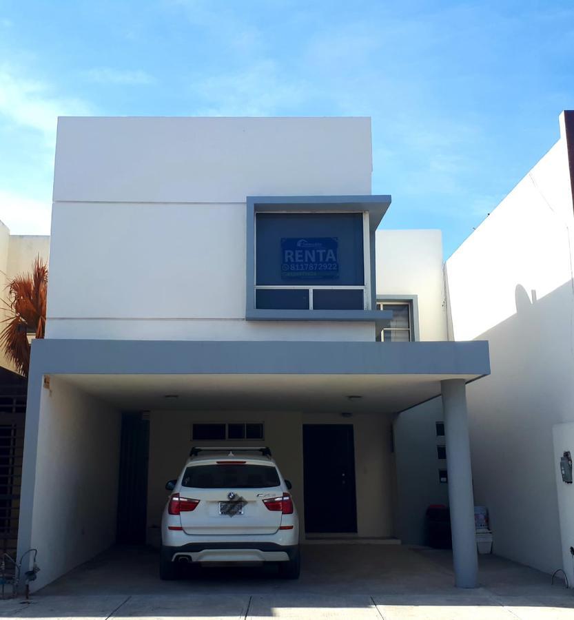 Foto Casa en Renta en  Privadas Del Parque,  Apodaca  CASA EN RENTA PRIVADAS DEL PARQUE APODACA