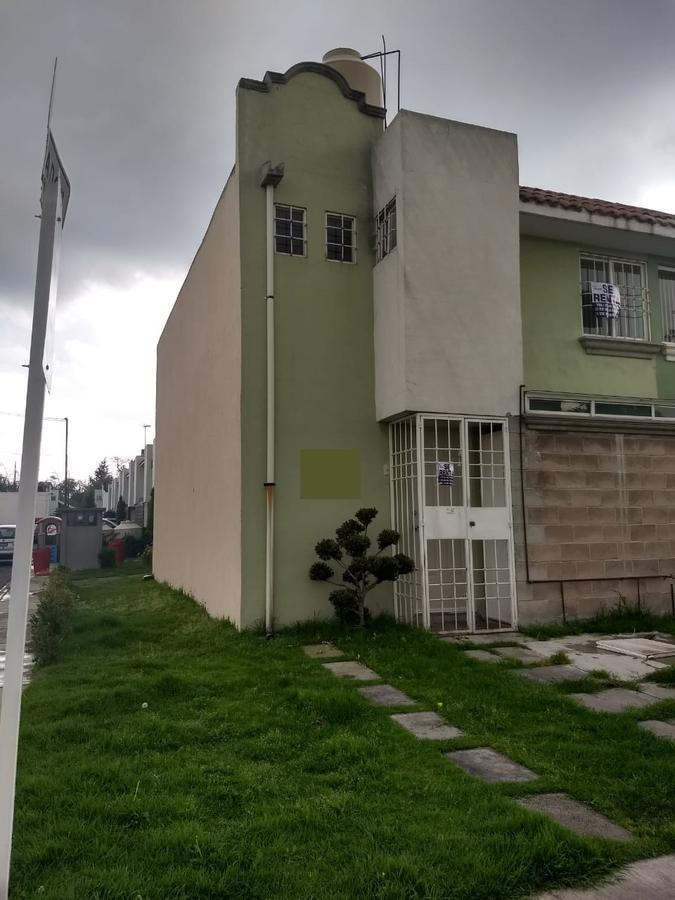 Foto Casa en condominio en Renta en  Santa María Totoltepec,  Toluca  Casa en RENTA, Conjunto Ahuehuetes, Toluca, Edo. Mex.