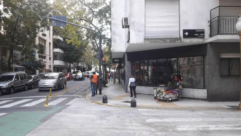 Foto Departamento en Alquiler en  Retiro,  Centro (Capital Federal)  Arenales al 900