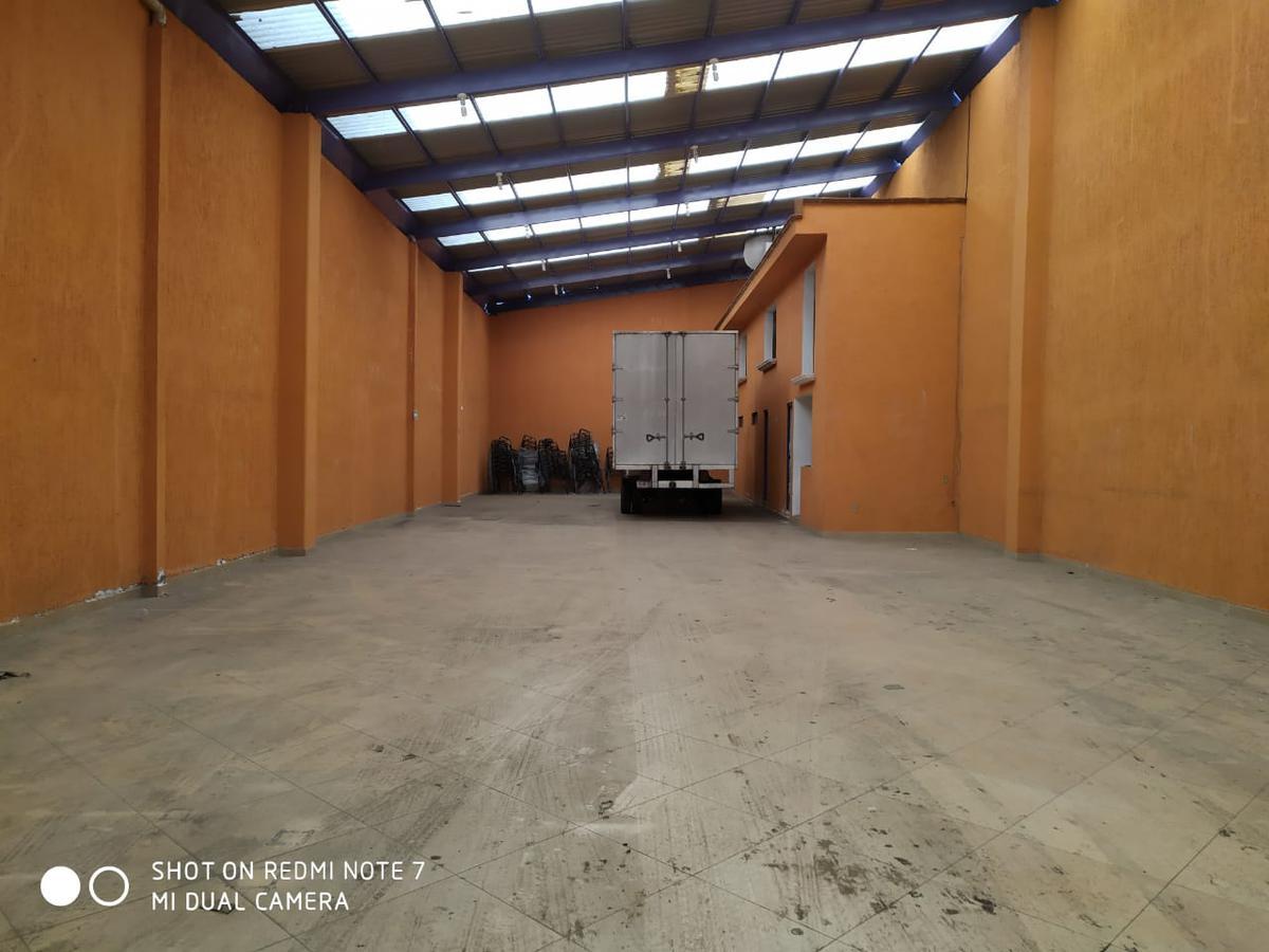 Foto Bodega Industrial en Renta en  Las Torres,  Toluca  Las Torres