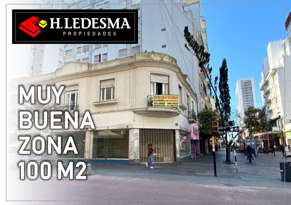 Foto Oficina en Alquiler en  Centro,  Mar Del Plata  SANTA FE 1600
