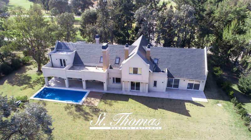 Foto Casa en Venta en  Saint Thomas,  Countries/B.Cerrado (E. Echeverría)  Saint Thomas Barrio Privado