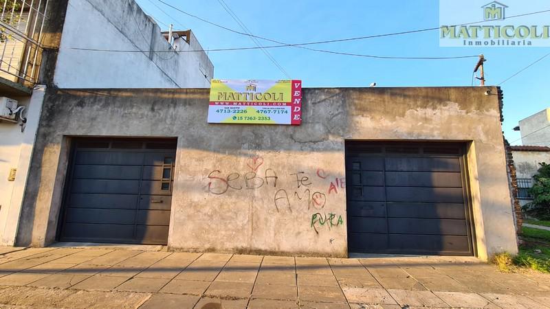 Foto Terreno en Venta en  Villa Ballester,  General San Martin  1° de Agosto al 5000