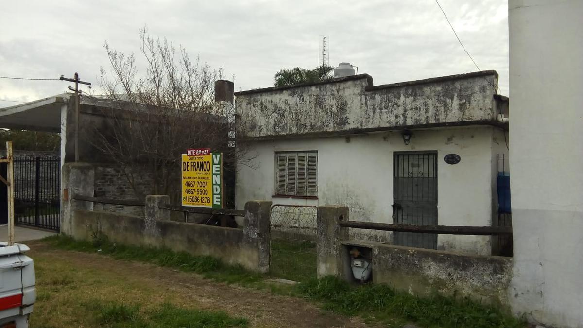 Foto Casa en Venta en  Jose Clemente Paz,  Jose Clemente Paz      Oribe 1232