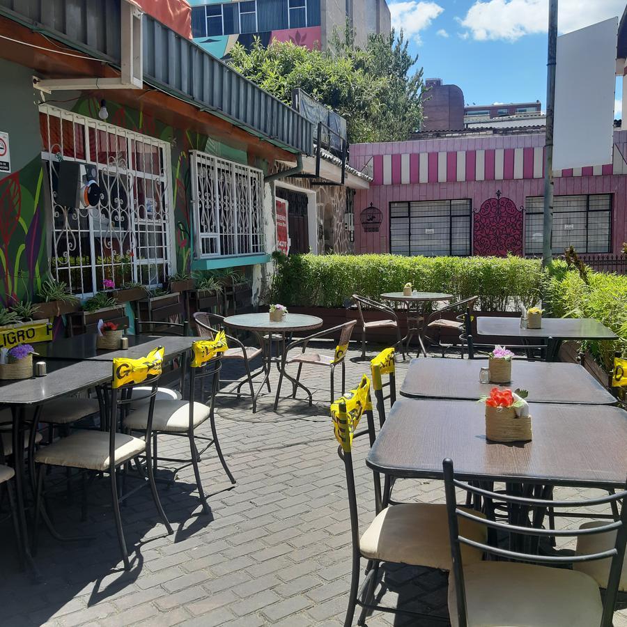 Foto Local Comercial en Alquiler en  La Mariscal,  Quito  LA MARISCAL