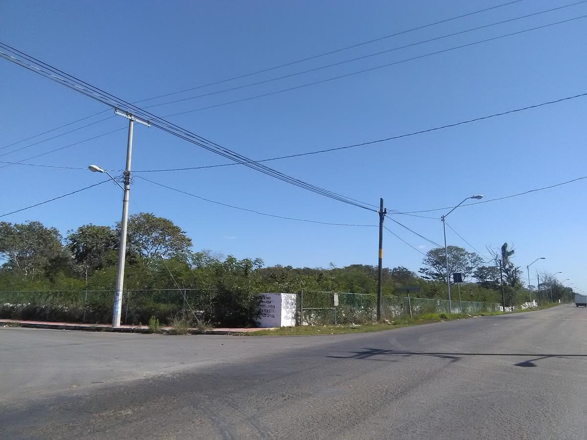 Foto Terreno en Renta en  Anexo Juan Pablo,  Mérida  Terreno De 28.25 Hectáreas Periférico Poniente