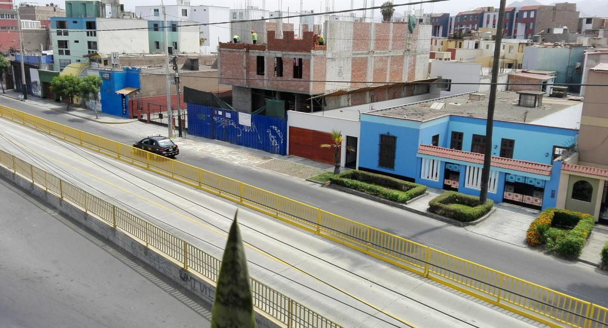 Foto Departamento en Venta en  Barranco,  Lima  Avenida Almirante Miguel Grau cuadra 1