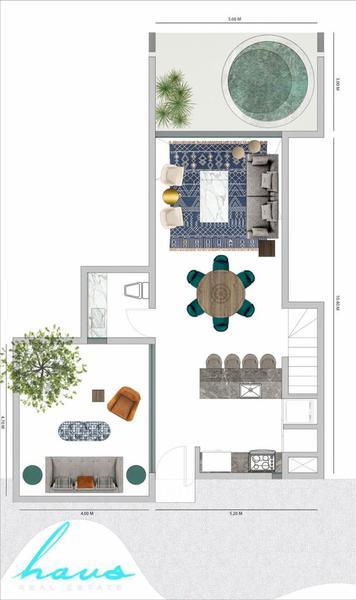Foto Casa en Venta en  Tulum,  Tulum  Mar y Miel Casas desde 2 rec con 189.2m2