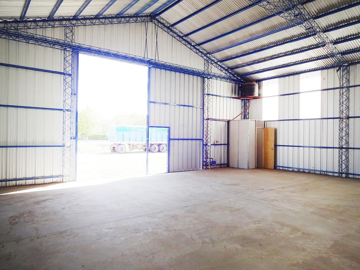 Foto Depósito en Alquiler en  General Pico,  Maraco  Av. Circunvalación Norte Nº 79
