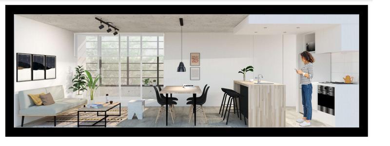 Foto Departamento en Venta en  Prado ,  Montevideo  En construcción, en Prado, monoambiente  con terraza