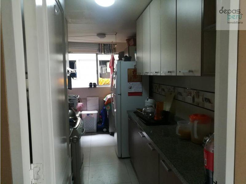 Foto Departamento en Venta en  Surquillo,  Lima  Manuel Irribarren