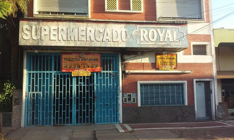 Foto Local en Venta en  Temperley Este,  Temperley  TRIUNVIRATO al 500