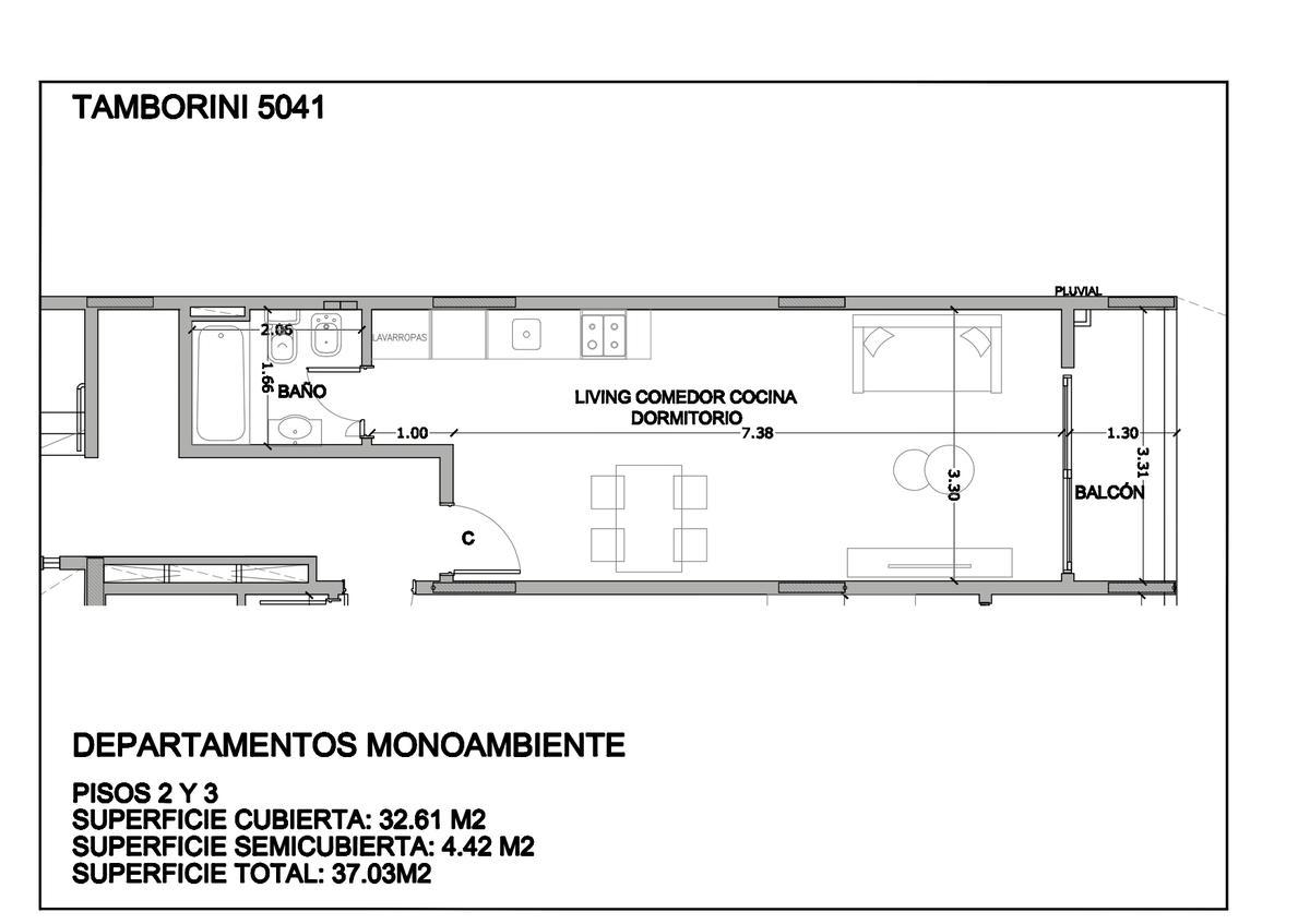 Foto Departamento en Venta en  Villa Urquiza ,  Capital Federal  Tamborini al 5000
