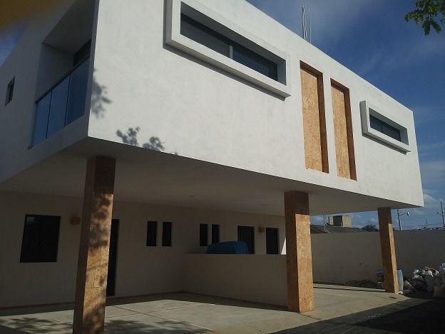 Foto Departamento en Renta en  Leandro Valle,  Mérida  Townhouse Sin amueblar en renta en Merida, cerca de la Macroplaza