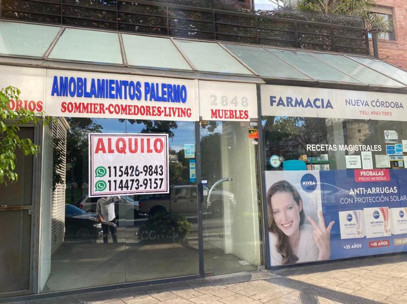 Foto Local en Venta en  Palermo ,  Capital Federal  Avenida Cordoba 2800