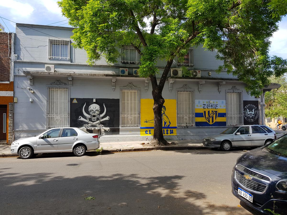 Foto Oficina en Venta en  Chacarita ,  Capital Federal  Aguirre al 1500