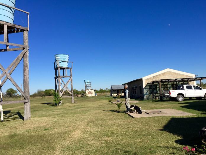 Foto Campo en Venta en  Benjamín Aceval ,  Presidente Hayes  Departamento de Presidente Hayes, Distrito de Benjamín Aceval,  Montelindo