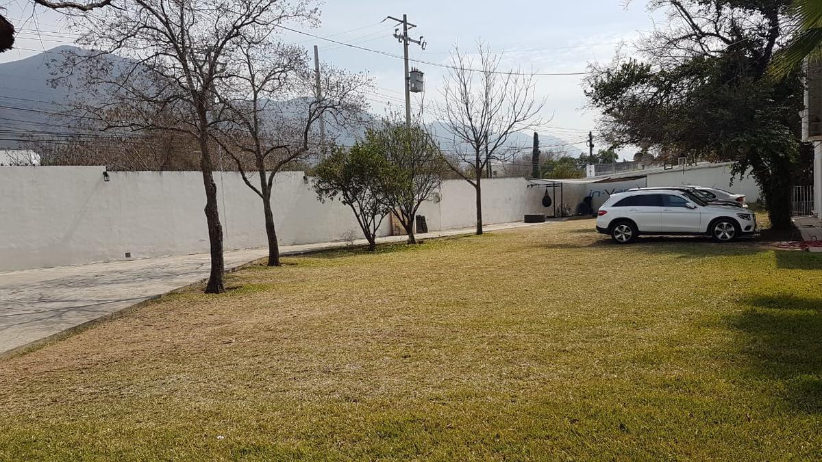 Foto Terreno en Venta en  El Uro,  Monterrey  TERRENO EN VENTA EL URO, ANTIGUO CAMINO A VILLA DE SANTIAGO, CARRETERA NACIONAL