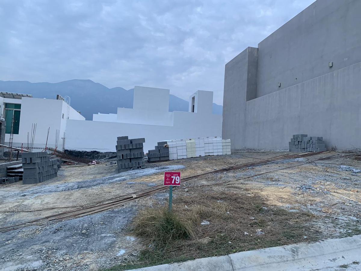 Foto Terreno en Venta en  Laderas Residencial,  Monterrey  Laderas 1er Sector