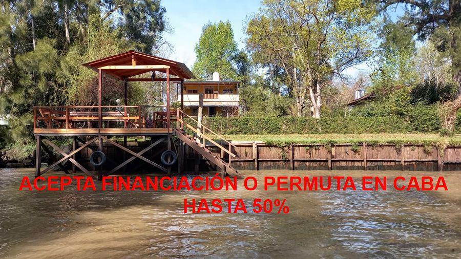 Foto Casa en Venta en  Carapachay,  Zona Delta Tigre  Carapachay 300 ACEPTA MENOR VALOR FINANCIA