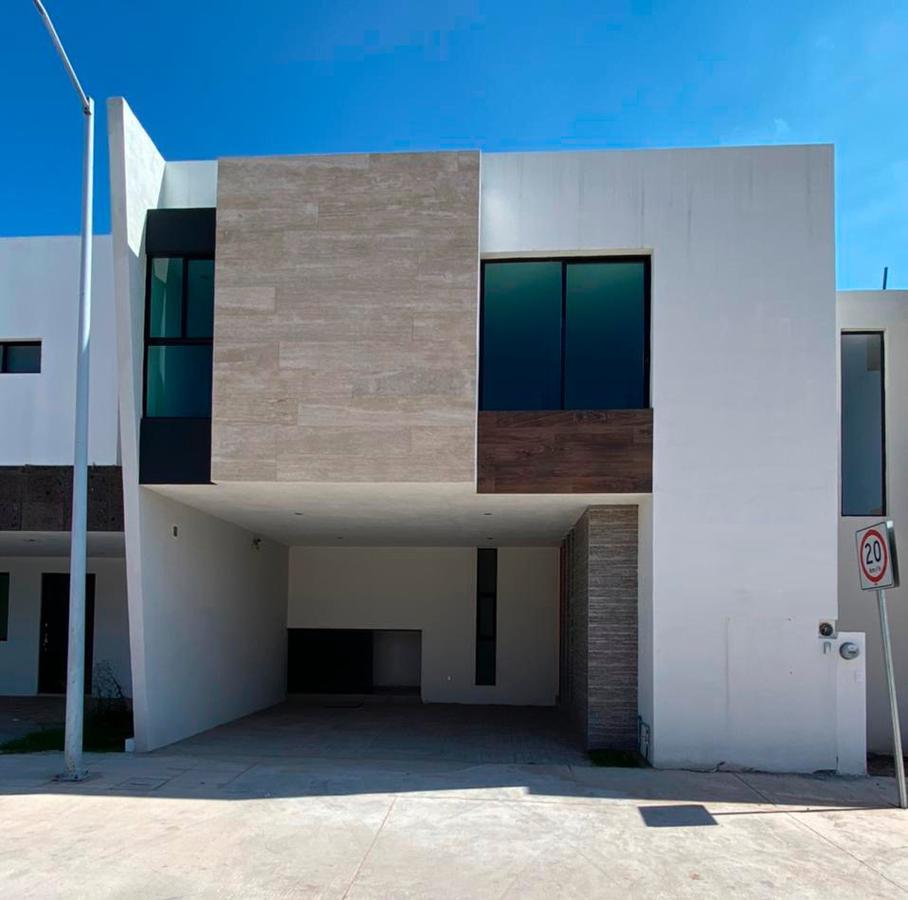 Foto Casa en Venta en  San Luis Potosí ,  San luis Potosí  CASA NUEVA EN VENTA EN FRACC. CIMERA, SAN LUIS POTOSI