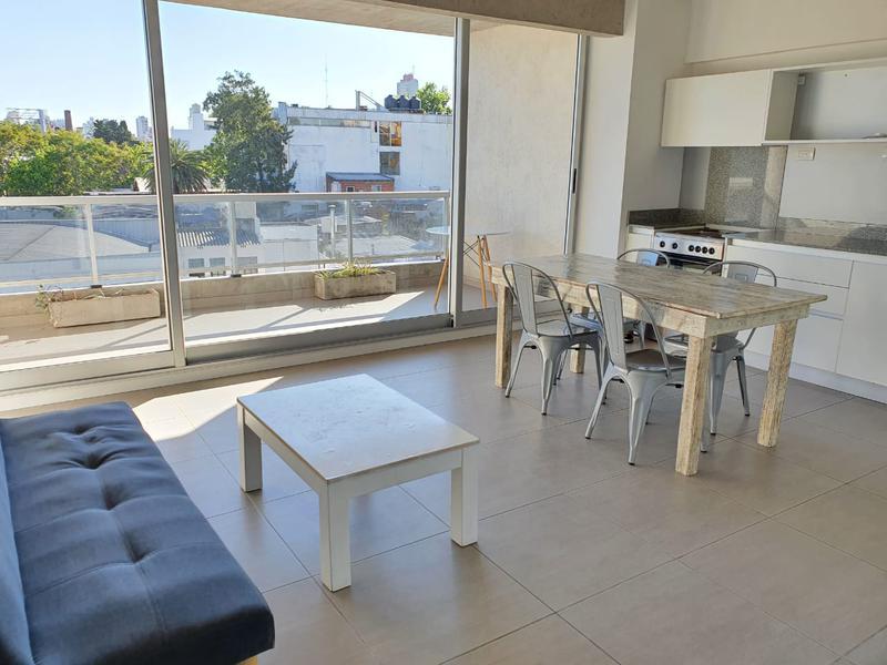 Foto Departamento en Alquiler en  Palermo ,  Capital Federal  301 -L-  Mirador de Palermo Hollywood/Luminoso y Elegante