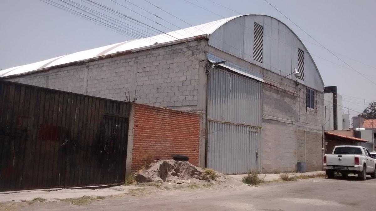 Foto Bodega Industrial en Renta en  Puebla ,  Puebla  Bodega en renta en Santa Cruz Buenavista Puebla